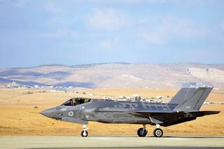 Jet Tempur F-35 Israel