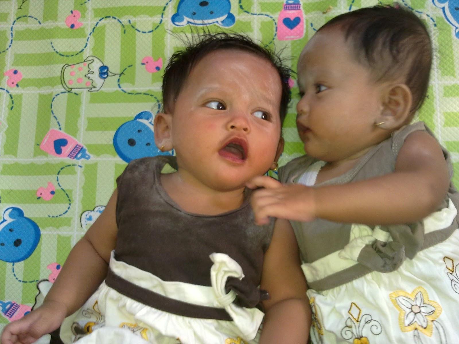 My Precious Moments Hamil Dan Melahirkan Anak Kembar Secara Normal