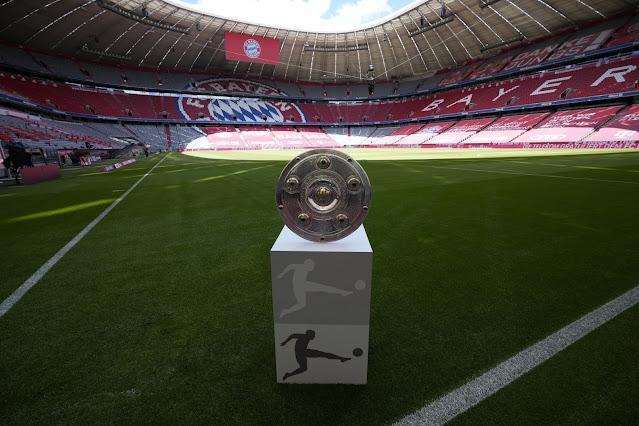 درع الدورى الألماني 2021