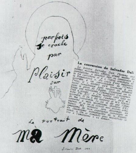 Salvador Dalí cuadros