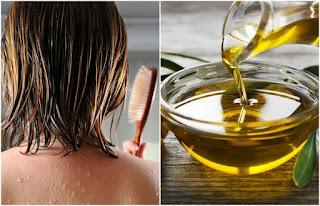 علاج تساقط الشعر بزيت الأركان