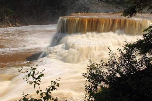 Louise falls - Canadá