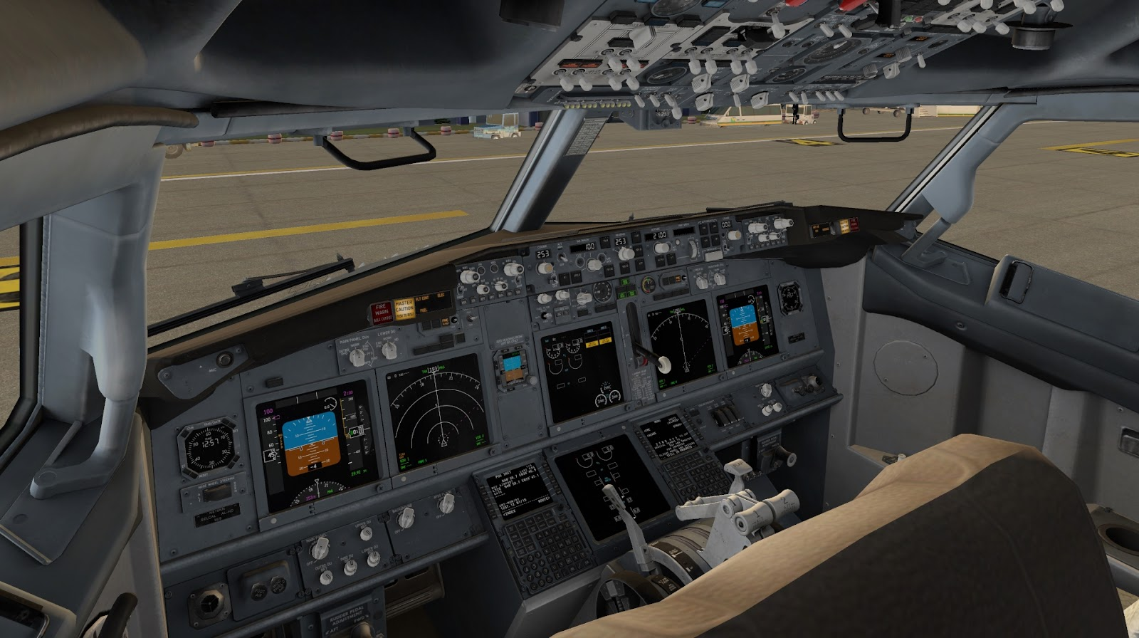 South West Flight Simulation: X-Plane 10 & 11: Boeing 737 NG's