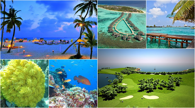 Natural Attractions of Maldives