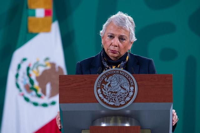 Justicia social rige al Gobierno de México por convicción del presidente: Sánchez Cordero
