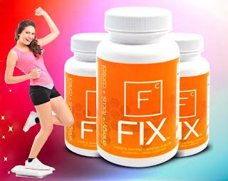 Sản phẩm giảm cân fix - thuốc giảm cân fix có tốt không