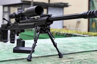 Sniper Rifle Tochnost