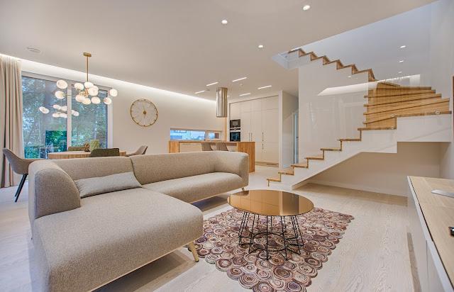 Desain Plafon Ruang Tamu Rumah Minimalis