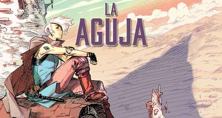 La Aguja, de Simon Spurrier y Jeff Stokely