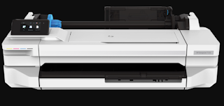 HP DesignJet T125 24-in Printer Driver Downloads