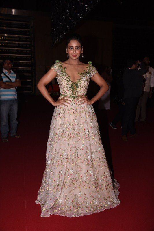 Parul Yadav Spotted at SIIMA Awards 2017 Gallery