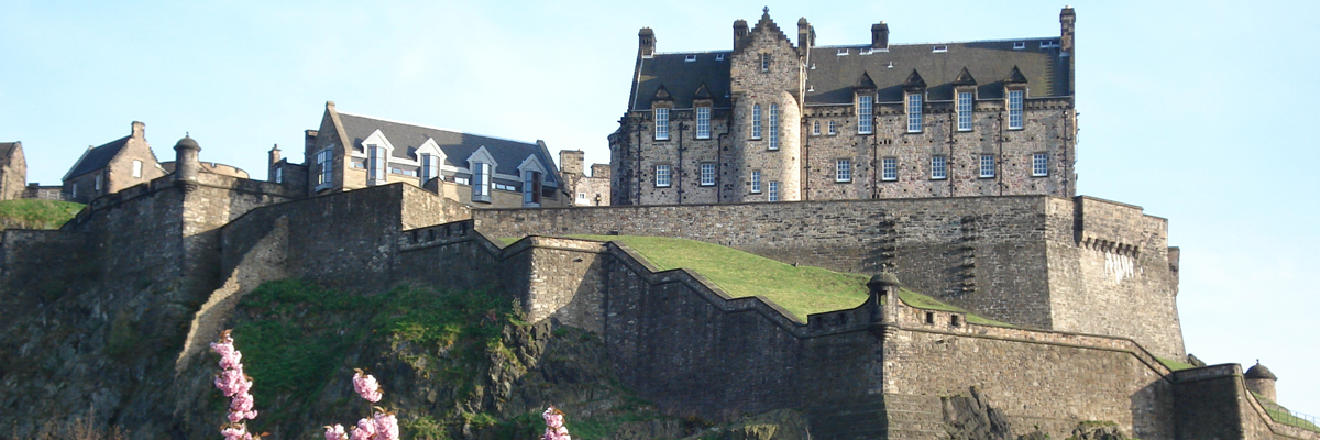 Edinburgh Castle 7