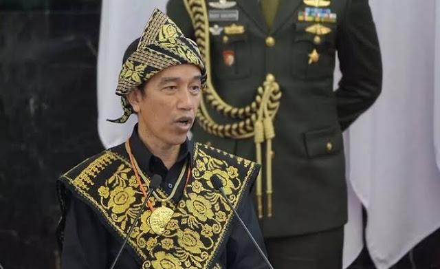 Pengamat: Pidato Kenegaraan Jokowi Berisi Harapan Hampa
