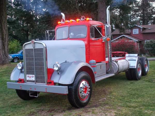 1952 Kenworth 275 Supercharged Truck Auto Restorationice