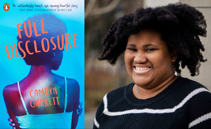 Full Disclosure by Camryn Garrett | Book Review | Superior Young Adult Fiction