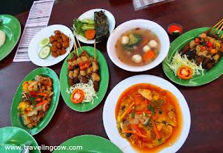Kuliner Indonesia - Jejamuran