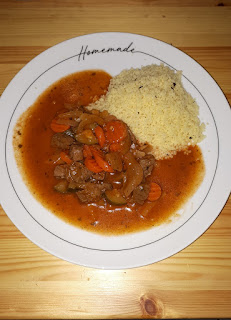 Bypass sleeve couscous