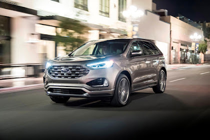 2020 Ford Edge Review, Specs, Price