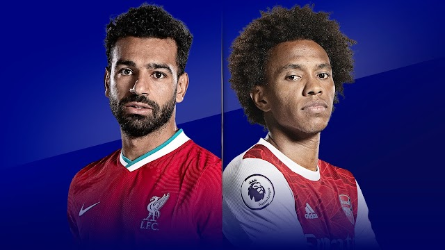 Prediksi Liverpool vs Arsenal, Carabao Cup 2 Oktober 2020