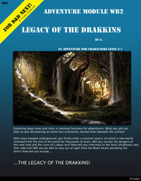 WB2: Legacy of the Drakkins