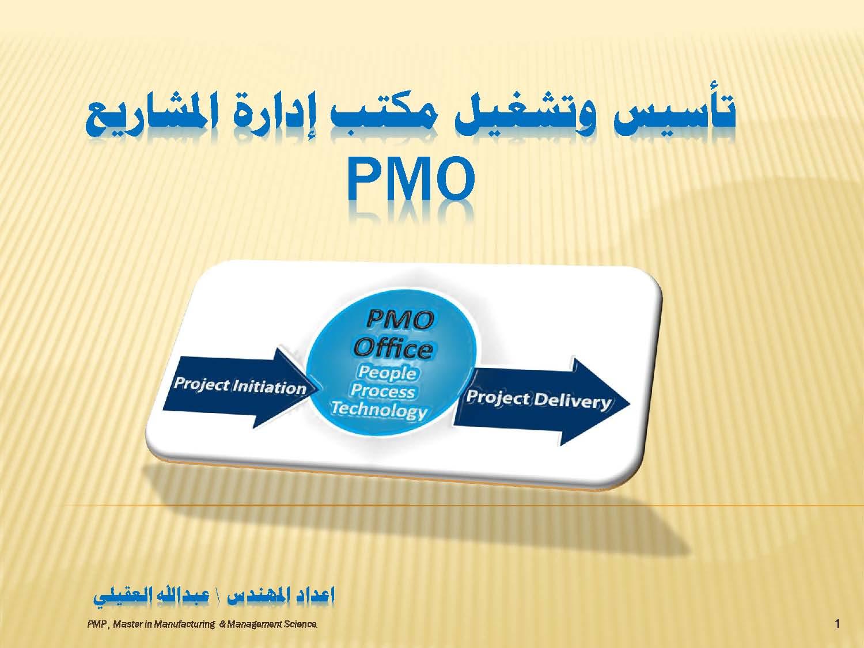 Project Management Office Structure