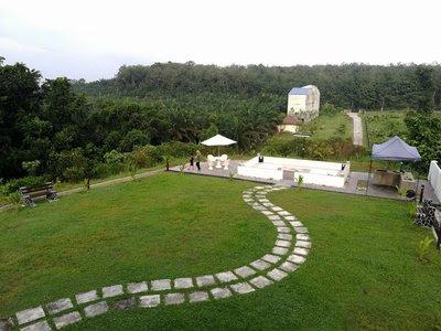 The Cedar Bidor : Villa Mewah dan Indah Atas Bukit di Perak