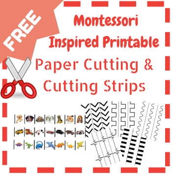 Free Paper Cutting Printables - Resources for the Montessori ...