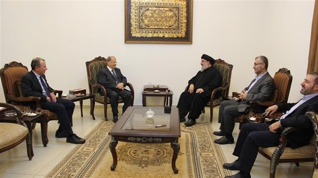 Seyyed Hassan Nasrallah demands joint efforts to help Lebanon presidential election