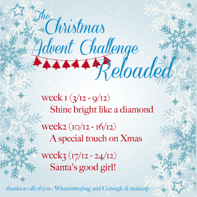 Presentazione The Christmas Advent Challenge Reloaded