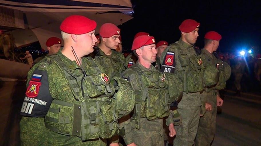 Η Ρωσία στέλνει στρατό στα σύνορα Αρμενίας - Αζερμπαϊτζάν