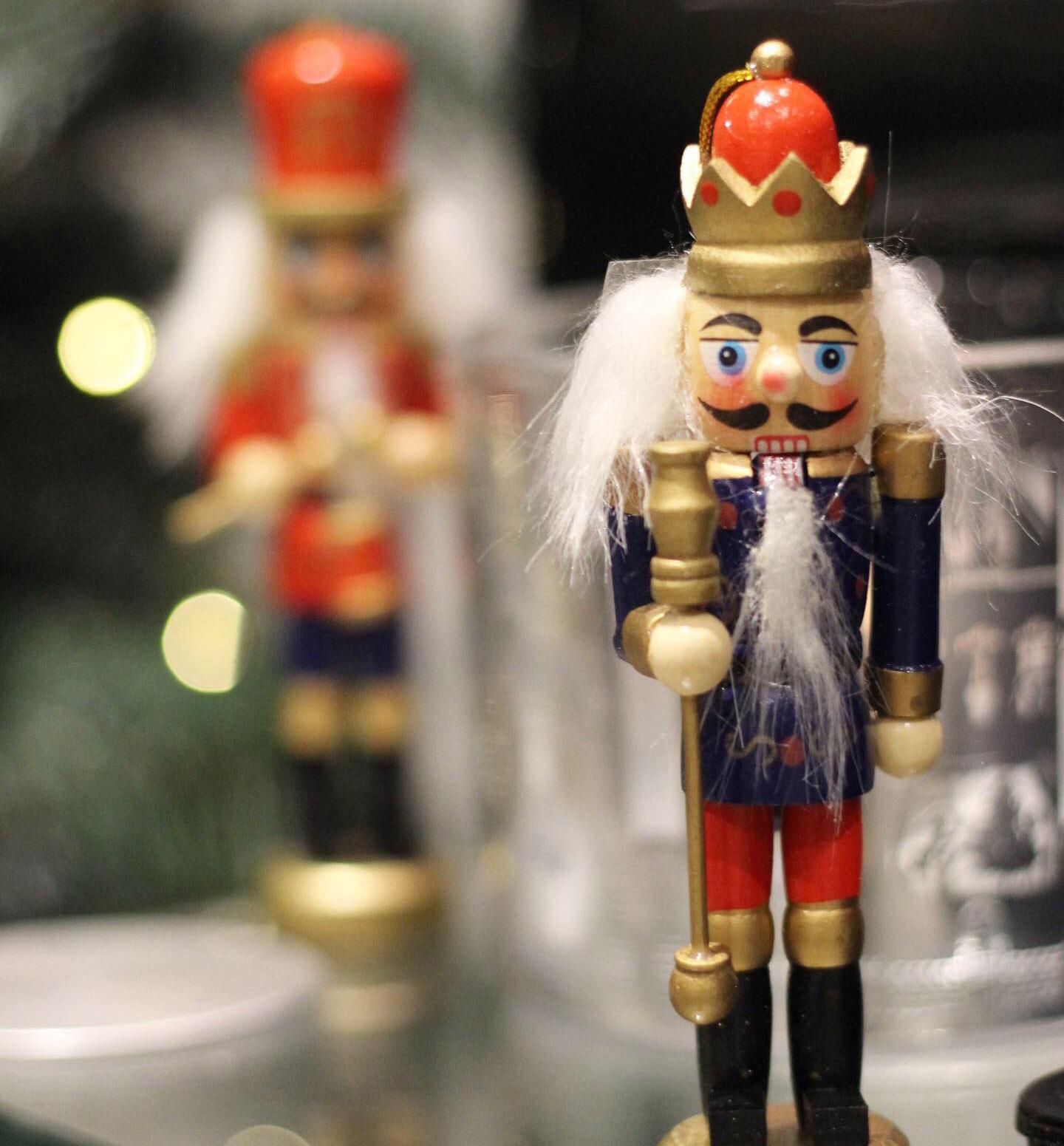 Christmas Nutcracker Decorations