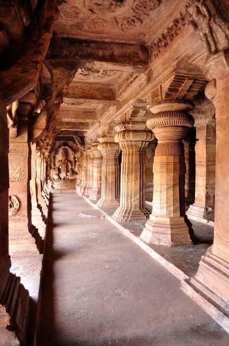 बादामी के गुफा मंदिर - जो है 1500 साल से हमारी संस्कृति की परिचायक