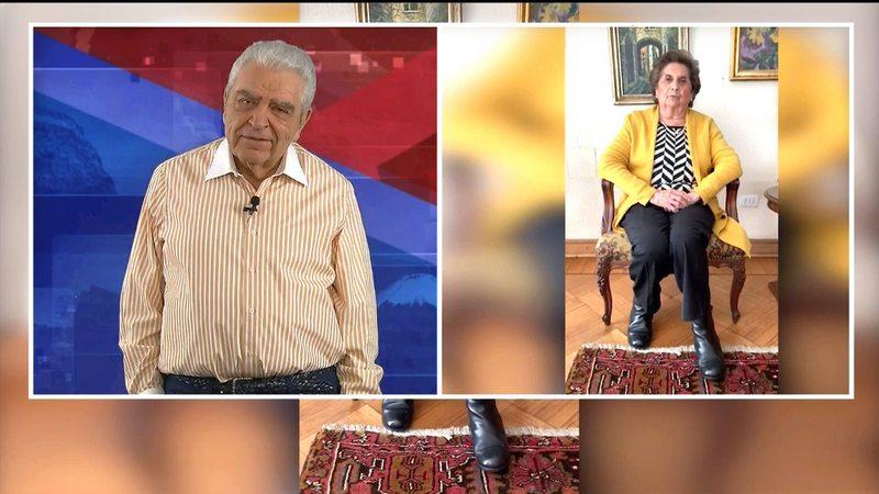 Don Francisco sorprendió a Pancho Saavedra con saludo de su abuela desde Curicó