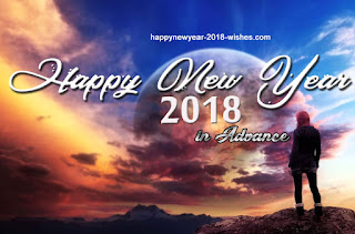 Advance Happy New Year 2018