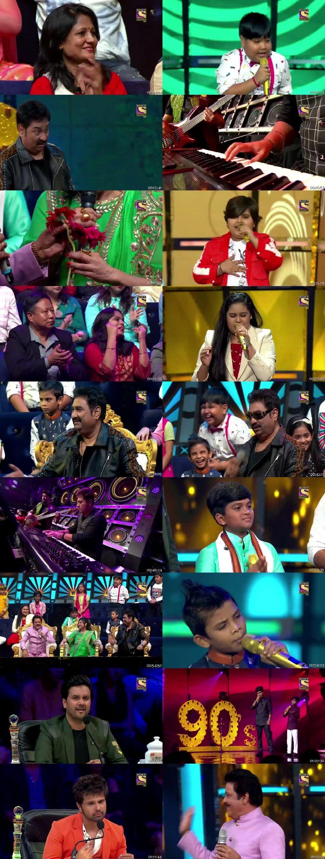 Screenshots Of Hindi Show Superstar Singer 27th July 2019 Episode 09 300MB 480P HD