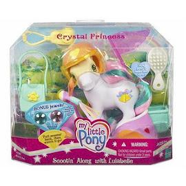 My Little Pony Lulabelle Scootin
