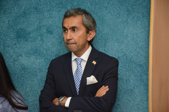 Entrepreneur Sanjay Passi