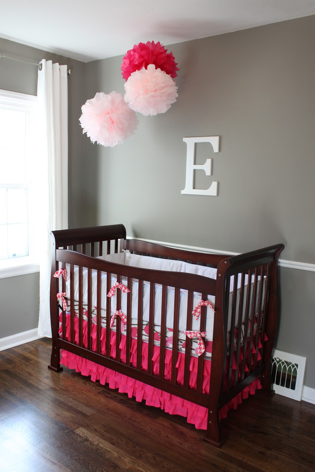 Baby Girl Nursery Room Paint Ideas At Home Depot