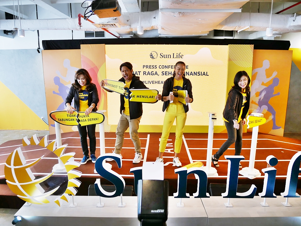 VLOG COMPETITION SUN LIFE INDONESIA
