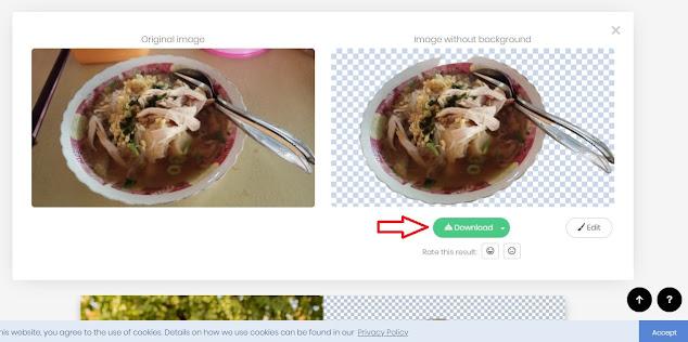 situs remove background online remove bg - background biru dan background merah
