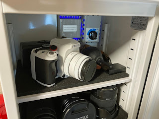 ED-25CAM は一眼レフカメラ 1 セットがちょうどいい