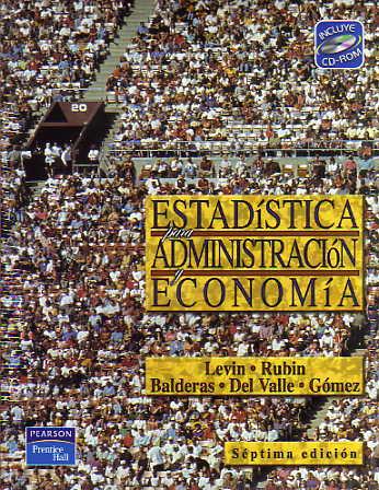 Estadistica para administracion y economia richard levin