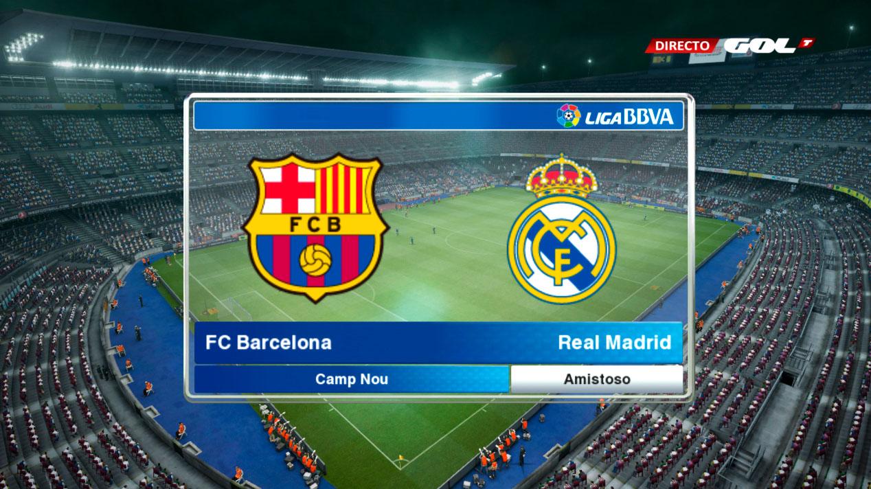 La Liga: Pes-modif: Download La Liga Scoreboard PES 2013