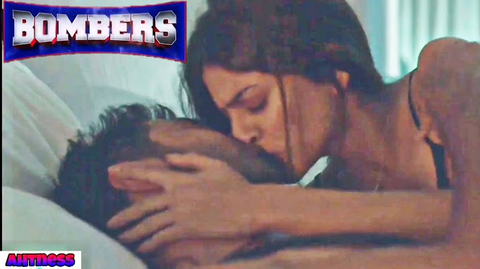 Sapna Pabbi sexy scene - Bombers (2019) HD 720p