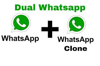 Dual Whatsapp। How to use dual WhatsApp in a single phone - GB Whatsapp.In