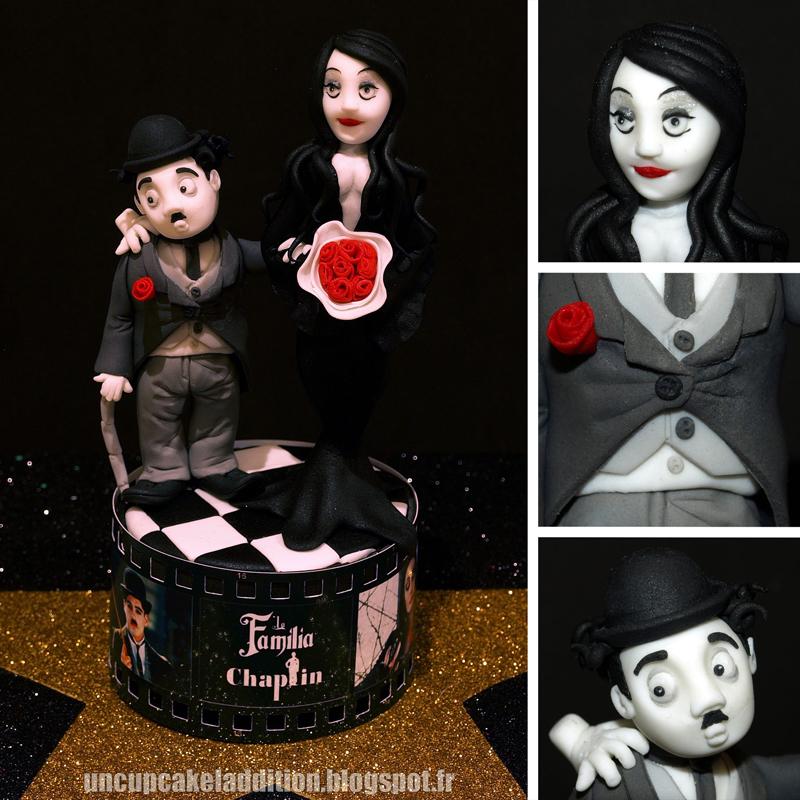 Sevilla Dulce 2013 : Cupcakes Cinéma - La Famille Chaplin