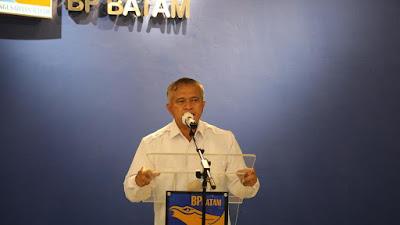 Direktorat Pengamanan Aset BP Batam Lakukan Survei Objek Vital Nasional di Lingkungan BP Batam