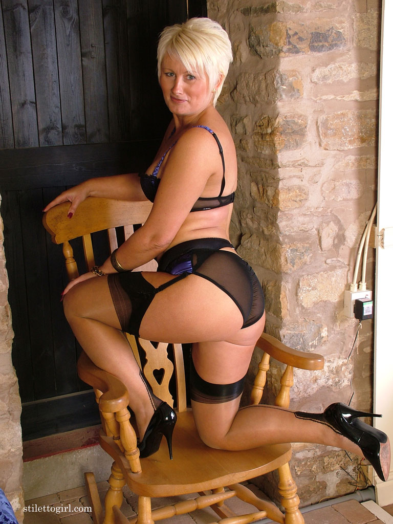 Sexy Mature Ladies In Lingerie