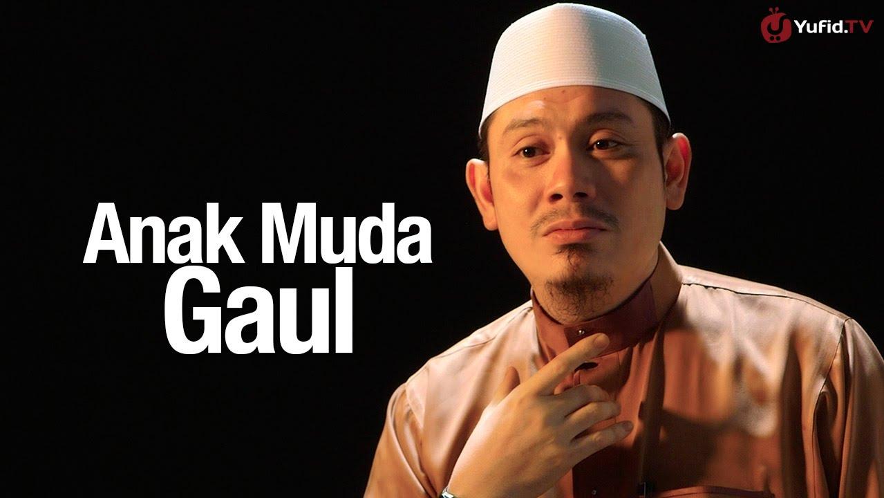 Anak Muda Gaul Ustadz Ahmad Zainuddin Lc Just Sharing