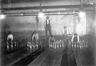 Bowling Pinsetter Mechatronics